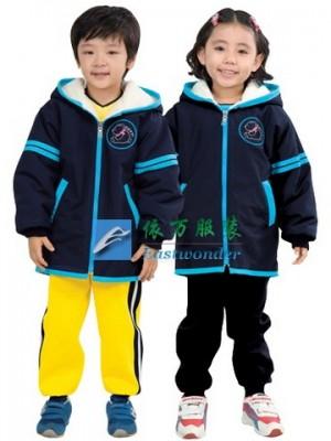 儿童校服冬装 YC009
