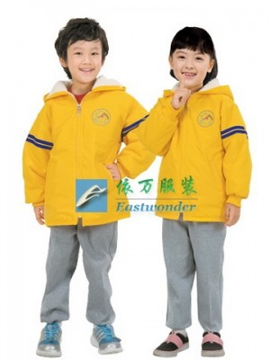 幼儿园冬季校服 YC007