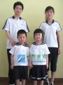 教师园服套装|YF008