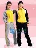 运动式教师服|YF014
