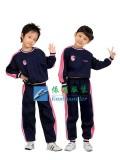 儿童校服秋装|YB023