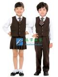 秋季儿童制服|YE005