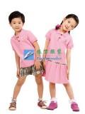 儿童夏季校服|YA010