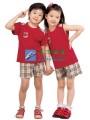 幼儿园夏季园服|YA005
