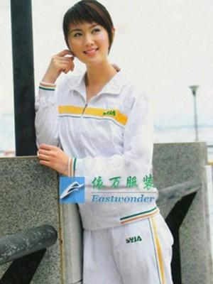 经典教师服装 YF020