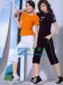 夏季老师校服|YF005