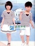 儿童校服夏装|YA023