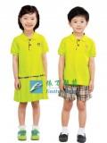 儿童夏季园服|YA009